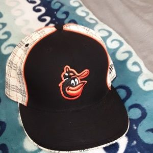 Baltimore Orioles New Era 59fifty fitted ball cap